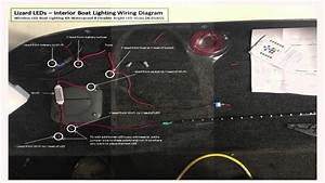 Lizard Leds Interior Boat Lighting Wiring Diagram