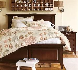 the elegant hudson bed dresser set With banks bed pottery barn