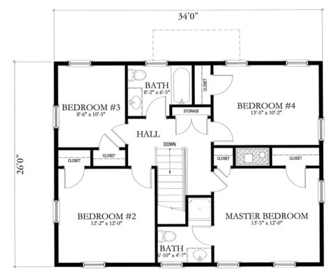 simple house floor plans 15 simple house design plans hobbylobbys info