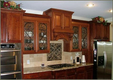 kitchen cabinets with glass on top top 28 best 25 glass cabinet doors 16 photo of