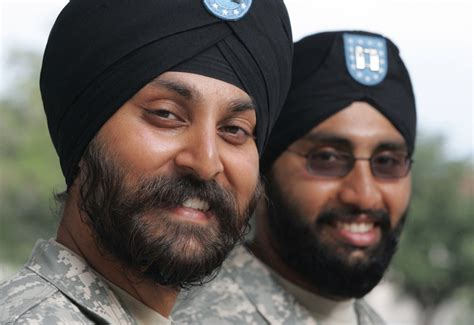 More Bearded, Turbaned Sikhs Join Army As Pentagon Reviews