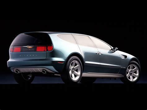 Chrysler Citadel Concept 1999 Old Concept Cars