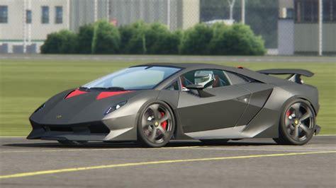 Lamborghini Sesto Elemento Top Gear Testing