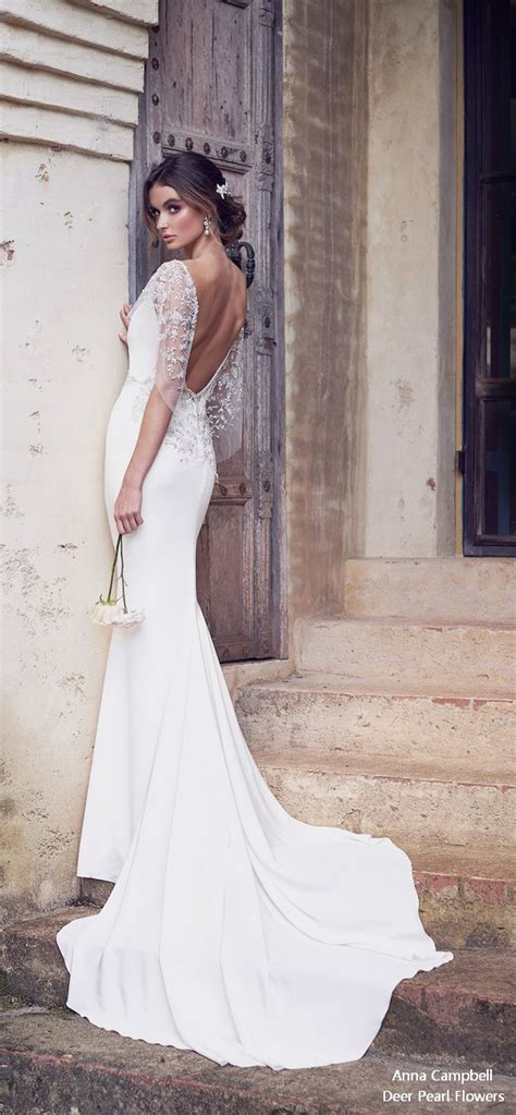 anna campbell  wedding dresses wanderlust collection
