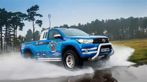 Toyota Hilux 4k Wallpapers by Wallpaper Toyota Hilux Bruiser 2017 Cars 4k Cars
