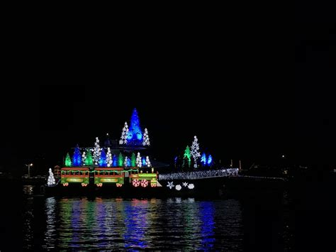 Where To Park For Newport Beach Boat Parade by The Birth Of The Newport Beach Christmas Boat Parade Oc