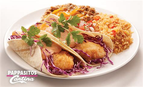 pappasitos cantina menu