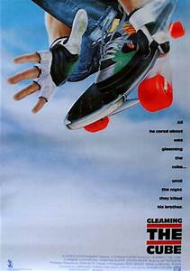 Gleaming the Cube (1989) - (Christian Slater) one-sheet R ...