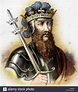 Edward III, King of England. His reign saw rise of England ...