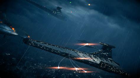 Venatorclass Destroyer Launching Missiles Full Hd