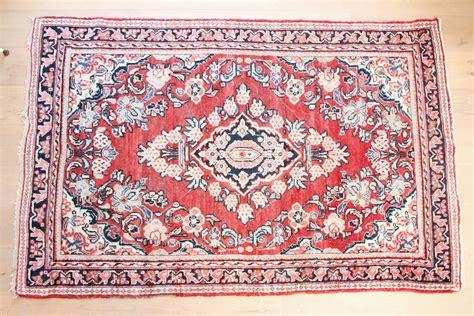 oosters tapijt roze vintage oosters vloerkleed roze rood gebloemd froufrou s