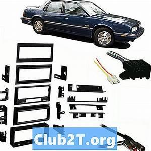 1989 Ford Thunderbird Car Audio Diagrama De Cableado