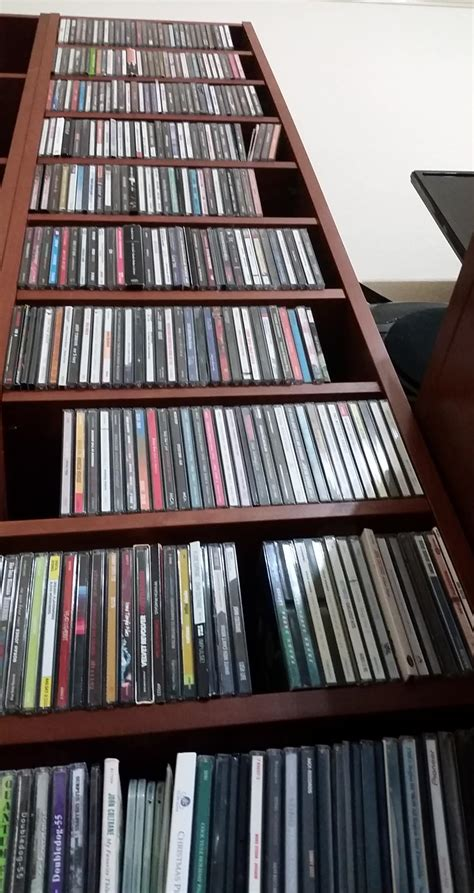 Billy Bookcase by Tweaking The Ikea Billy Bookcase For Cd Storage