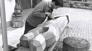 Holz Dekoration Modern : skulptur modern aus holz youtube ~ Watch28wear.com Haus und Dekorationen