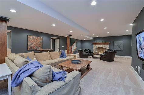 drew nicoles basement remodel pictures home