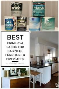 Best Primer Paint for Kitchen Cabinets