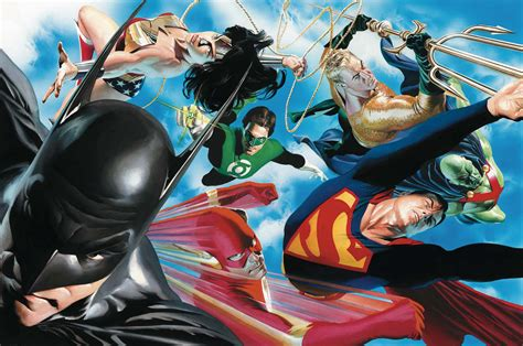 Alex Ross' Marvel And Dc Art On Display In Paris Auto Art Collision Nail Stickers For Gel Nails The Of Electronics Radio Bachelor Fine Arts Usa Joker D.o.o School Germany Artrage Vs Sketchbook Math Golden Ratio