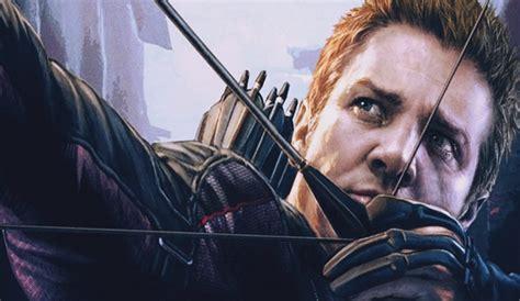 Hawkeye Show Development For Disney With Jeremy