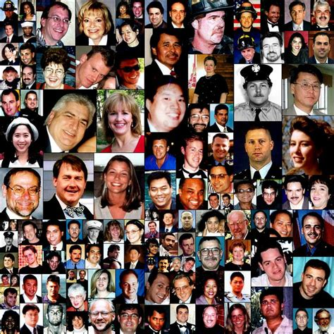 9 11 Victims Last Name L Picture Collage Photo Pictures