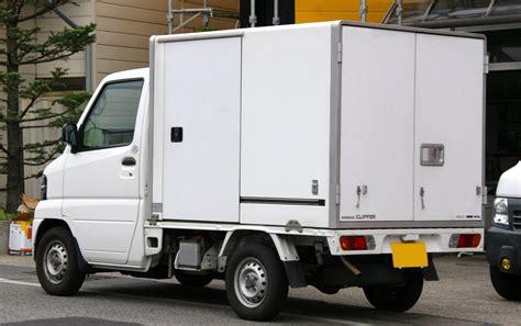 Truck Refrigerator by File 2005 Nissan Clipper Truck Refrigerator Rear Jpg