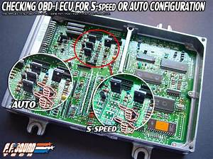Is It Possible To Convert A Manual Ecu To Automatic