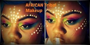 African Tribal Makeup | www.pixshark.com - Images ...