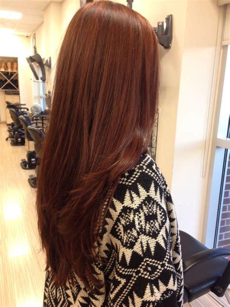 Brown Hair Name by Reddish Brown Hair Color Hair Hair Color Auburn Hair