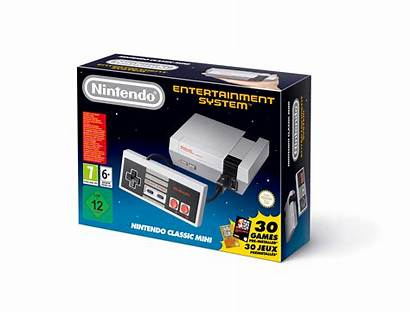 Nintendo Nes Classic System Entertainment Edition Switch