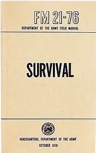 Official Military Survival Manual Fm