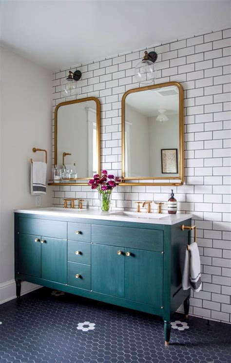 Vintage Modern Bathroom Design by Modern Vintage Bathroom Inspiration