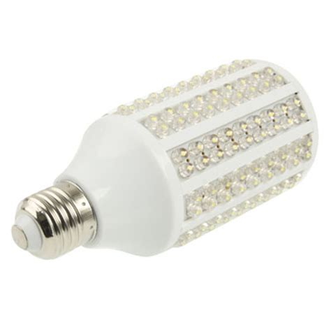 corn light bulb with base type e27 12w 216 led white