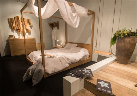 da letto con baldacchino da letto artigianale con letto a baldacchino