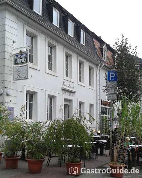 Haus Brück Restaurant In 66111 Saarbrücken