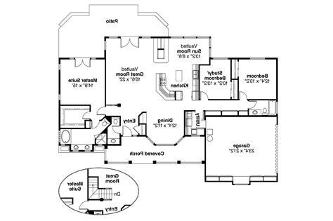 ranch house plans nueces designs
