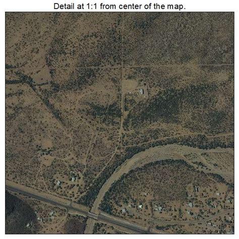 Aerial Photography Map of Sells, AZ Arizona