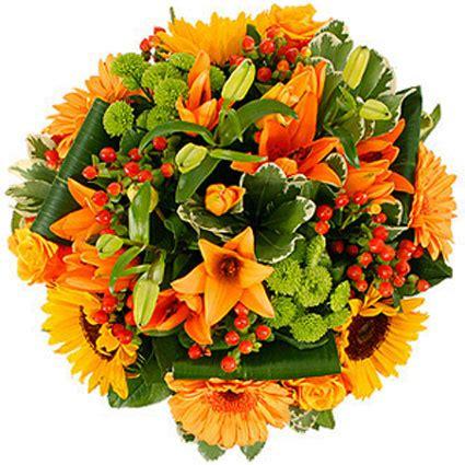 Ziedu piegāde | Ziedi: Vasaras plaukumā