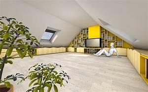 Amenagement Des Combles : pascal ponchon architecte d 39 int rieur vannes morbihan ~ Melissatoandfro.com Idées de Décoration