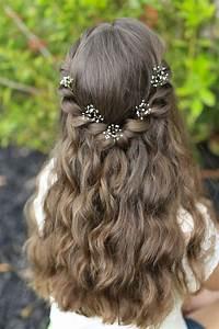 Little Girl Wedding Hairstyles Fade Haircut