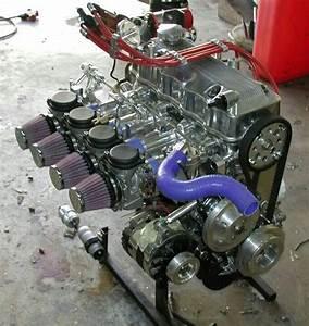 Terry U0026 39 S G13 On Quad Gsxr Carbs