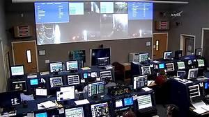 Launch Control Engineers Follow Countdown | NASA