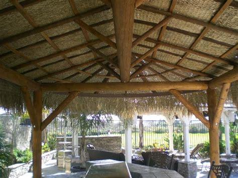 how to build a palapa tiki huts palm palapa structures palapas