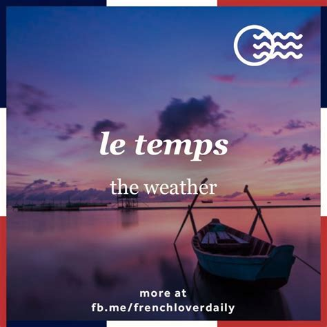 Sneak preview of your daily French lesson every afternoon ...