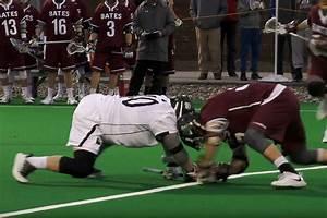 Video: Highlights of men's lax huge comeback vs. Bowdoin ...