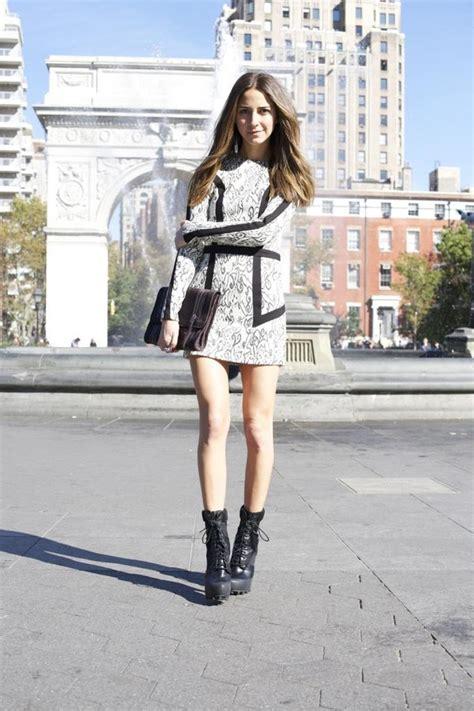 Online Shop Korean style combat boots fashion crossed