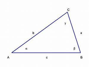Höhe Vom Dreieck Berechnen : h he im dreieck berechnen ~ Themetempest.com Abrechnung