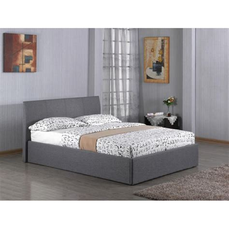 small ottoman storage beds fusion ottoman grey fabric 4ft small storage bed