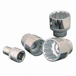 Socket  Standard  24mm 1  2 U0026quot  Square Drive