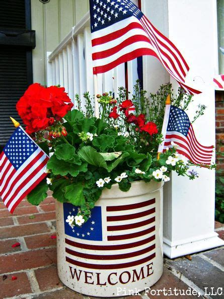 patriotic outdoor decorations 1043 best summer patriotic 4th of july decorating