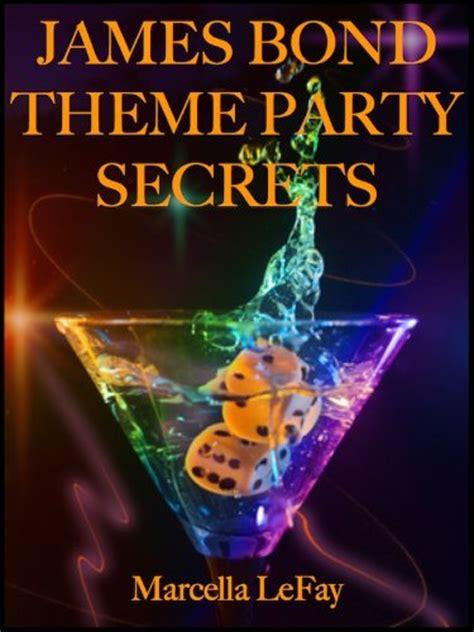 James Bond Theme Party Decorations