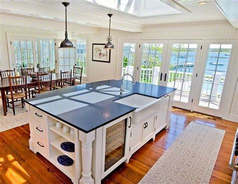 how big is a kitchen island how to build a kitchen island with sink and dishwasher